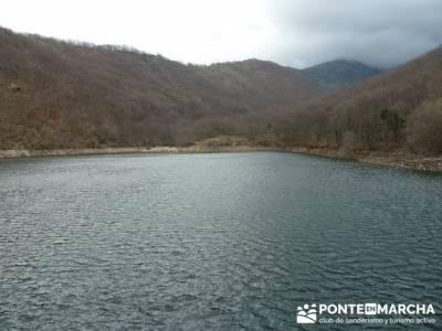 El Valle del Ambroz y la Judería de Hervás - Hervás PR-CC 36 La Chorrera; senderismo sierra guada